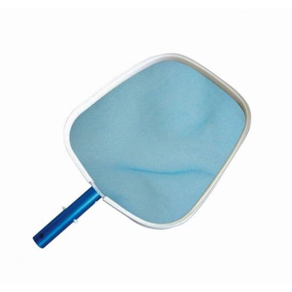 Síťka hladinová s ALU rámem modrá