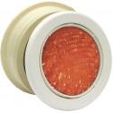 Podvodní světlomet MTS LED45 - plast ABS, do betonu (bílé)