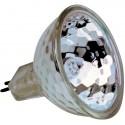 Halogenová lampa HRFG 20 W/12 V s čelním sklem 50 mm