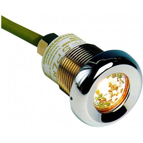 Podvodní světlomet SPL M II 35W Nerez