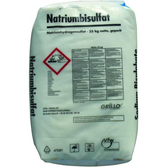 pH - Mínus granulát - 25 kg