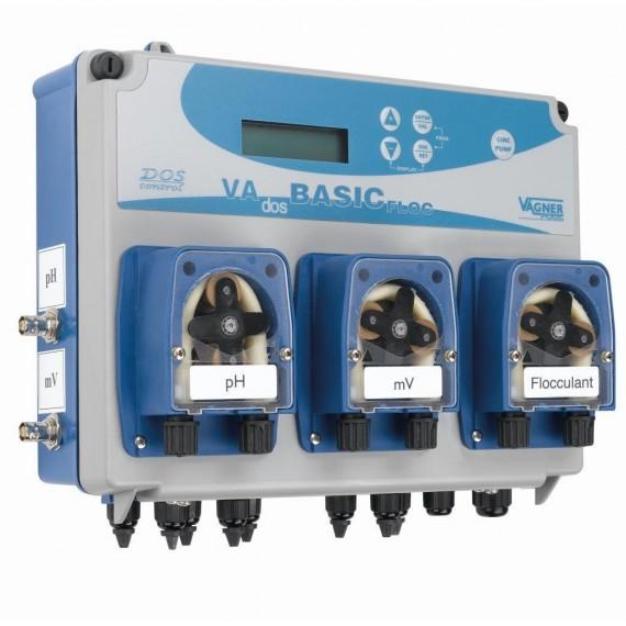 Dávkovací stanice VA DOS BASIC FLOC pH/ORP/Flokulant