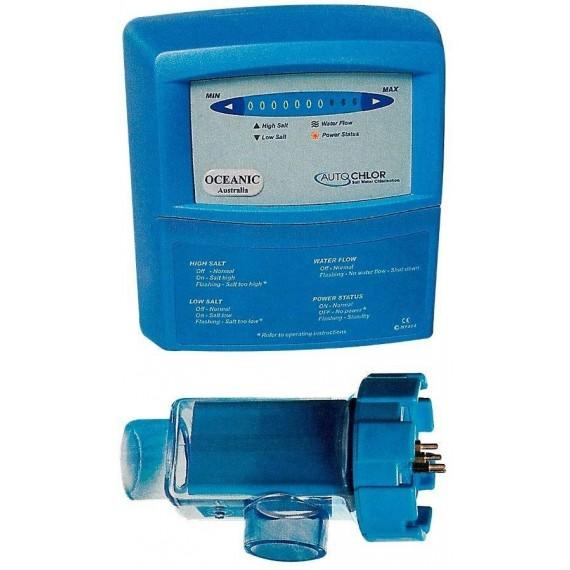Auto chlor AC20SMC-do 90m3(uvnitř),80m3 (venku),vč samočistící nádoby