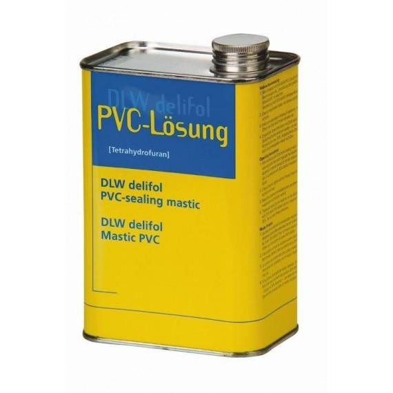 DLW Delifol - tekutá PVC fólie - Marine modrá, 1 kg