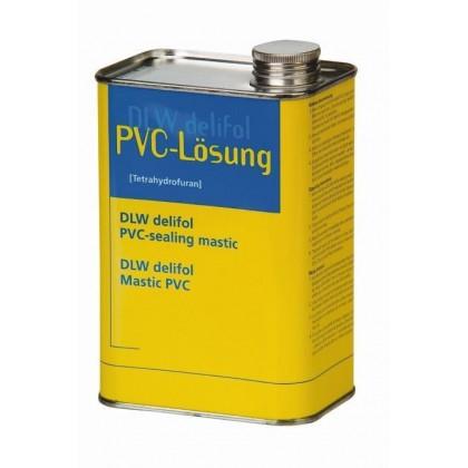DLW Delifol - tekutá PVC fólie - antracit, 1 kg