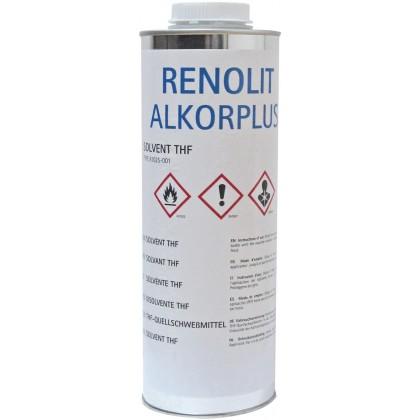 DLW Delifol - svařovací hmota PVC-P, Tetrahydrofuran 1 kg