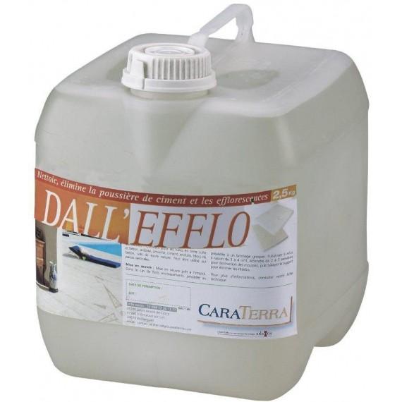 Přípravek Dall' efflo, 5 l - odstraňuje prach a vápenné usazeniny