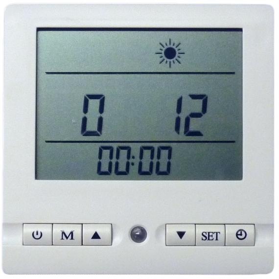 Servisní ovládací display pro Tep. čerpadla