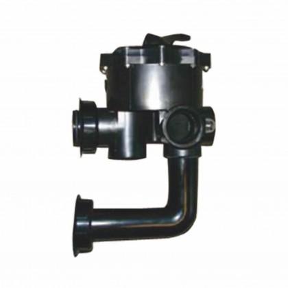 """SIDE -- 6-ti cestný ventil -- III vývody 1 1/2"""""""
