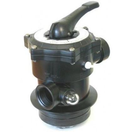 Ventil TOP 6-ti cestný ventil, na přírubu filtr nádoby AZUR