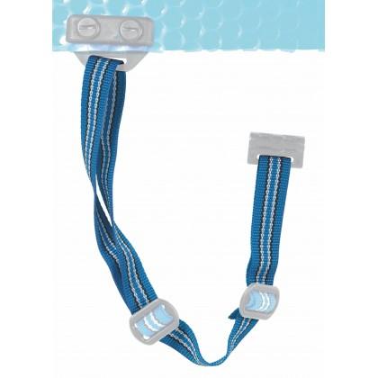 Navíjecí zařízení Tkaloun pro upevnění fólie 1m,modrý(baleno po 50m)