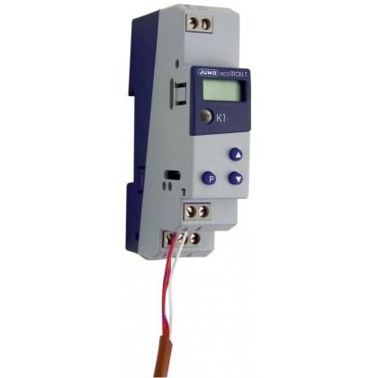 Digitální termostat do el rozvaděče (pro DIN lištu)