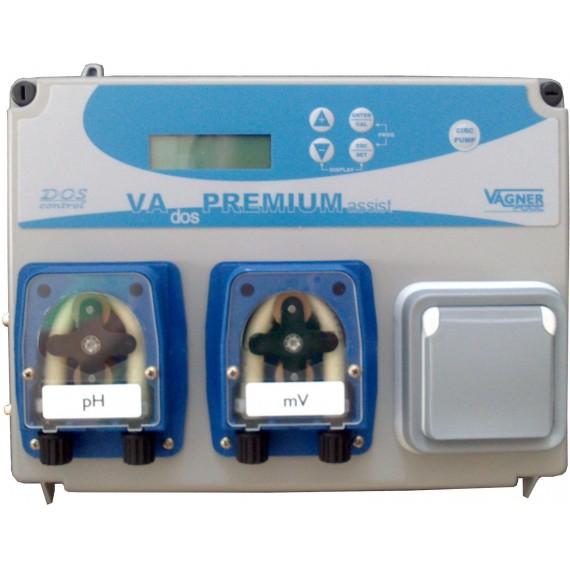 Dávkovací stanice VA DOS PREMIUM pH/ORP/ČAS