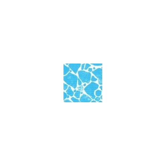 Fólie pro vyvařování bazénů - DLW NGD - bluestone, 1,65m šíře, 1,5mm, 25m role