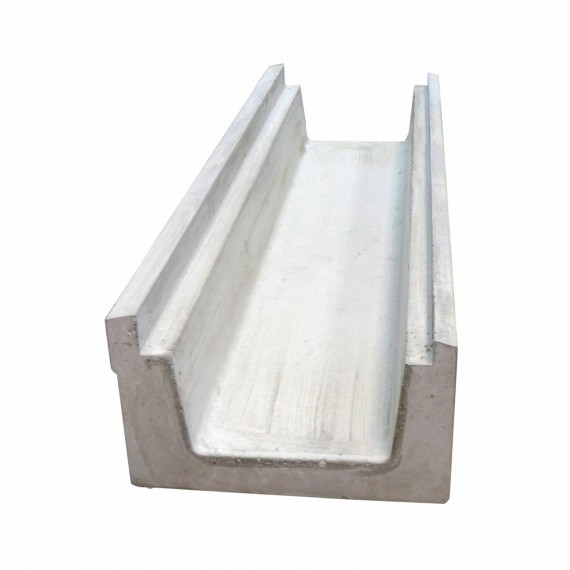 Betonový přelivový žlábek 0,5 m