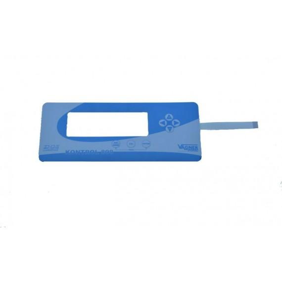 Polep s tlačitky - Stanice VA K800