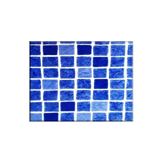 Fólie pro vyvařování bazénů - ALKORPLAN 3K Protiskluz - Persia Blue 1,65m šíře, 1,5mm, metráž