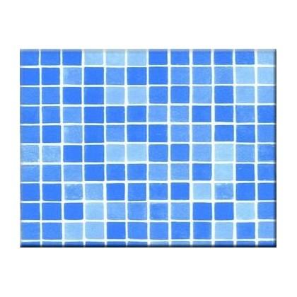 Fólie pro vyvařování bazénů - ALKORPLAN 3K Protiskluz - Byzance Blue 1,65m šíře, 1,5mm, metráž