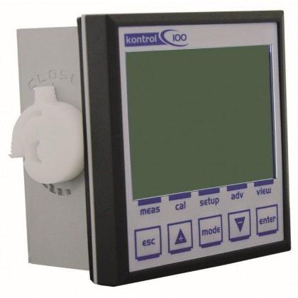 Monitor průtoku K100 - na zeď, výstup RS485