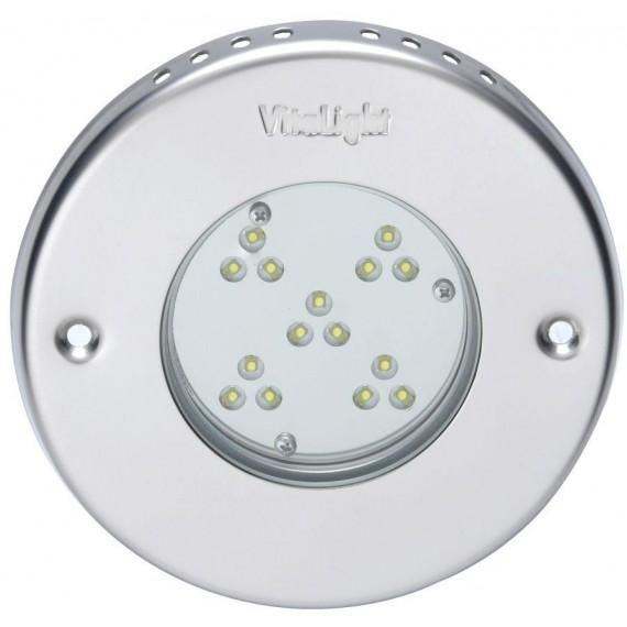 Silné LED světlo, 15 LED -- 4 900 lm, 24 V, barevné -- RGB