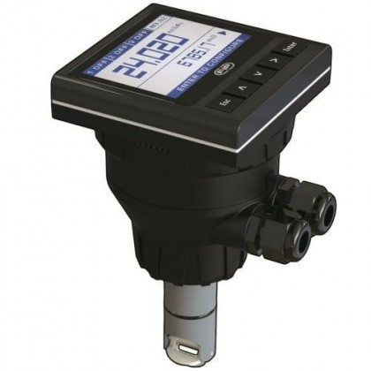 Monitor průtoku F9 02 03 - instalace na senzor H15