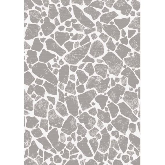 Fólie pro vyvařování bazénů - DLW NGD - grau stone, 1,65m šíře, 1,5mm, metráž