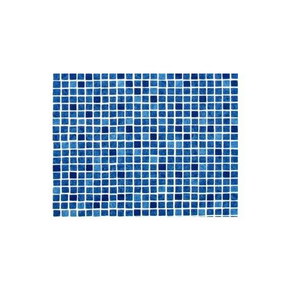 Fólie pro vyvařování bazénů - ALKORPLAN 3K - Blue Greek, 1,65m šíře, 1,5mm, 25m role