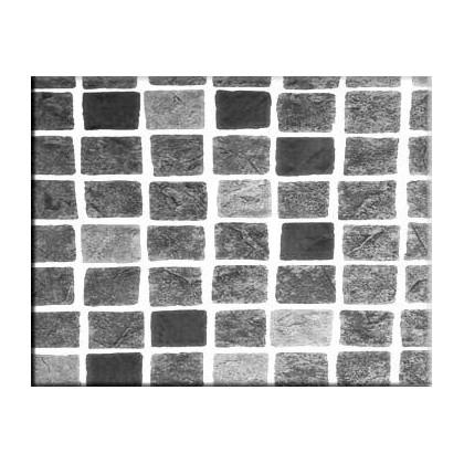 Fólie pro vyvařování bazénů - ALKORPLAN 3K - Persia Black 1,65m šíře, 1,5mm, 25m role