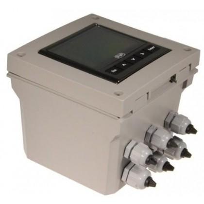 Monitor průtoku M9 03 - 2 senzory - instalace na zeď