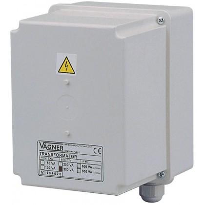 Bezpečnostní transformátor 300W - toroidní