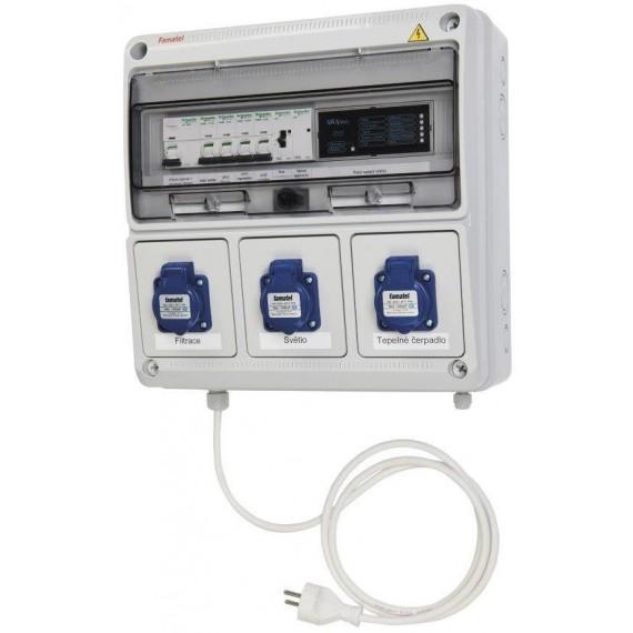 Automatické ovládání VArio - F1SAC