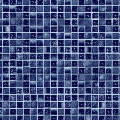 Fólie pro vyvařování bazénů - AVfol Decor - Mozaika Aqua 1,65m šíře, 1,5mm, metráž