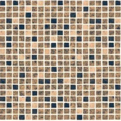 Fólie pro vyvařování bazénů - AVfol Decor - Mozaika Písková 1,65m šíře, 1,5mm, metráž