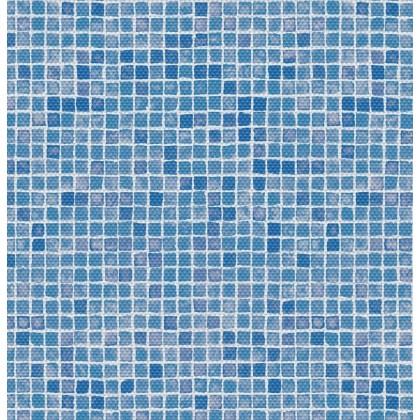 Fólie pro vyvařování bazénů - AVfol Decor Protiskluz - Mozaika Azur 1,65m šíře, 1,5mm, metráž