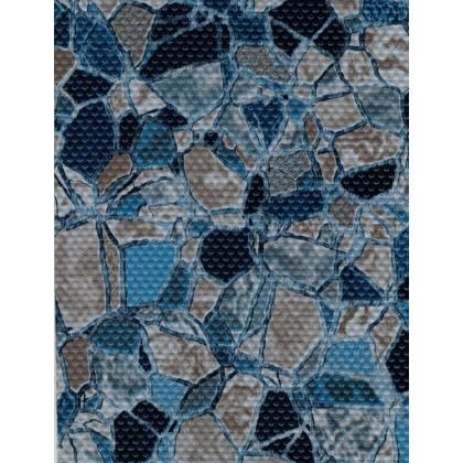 Fólie pro vyvařování bazénů - AVfol Decor Protiskluz - Volcano Stones 1,65m šíře, 1,5mm, metráž