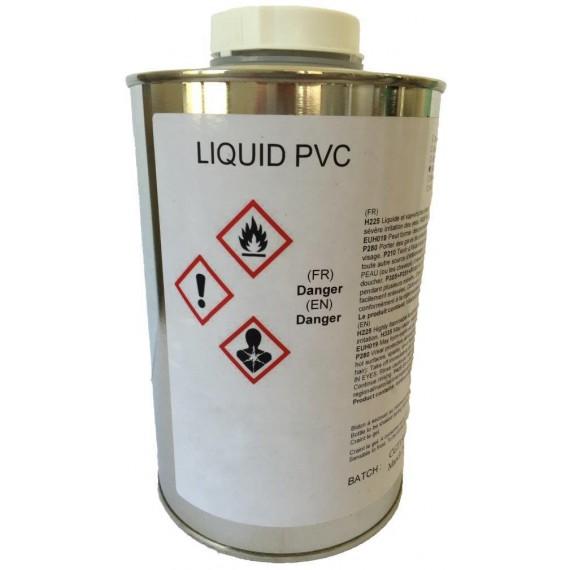 AVFol - tekutá PVC fólie - Transparentní, 1kg