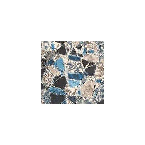 Fólie pro vyvařování bazénů - AVfol Decor - Volcano Stones; 1,65m šíře, 1,5mm, 25m role