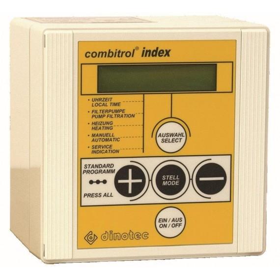 Combitrol index - chytré řízení filtrace
