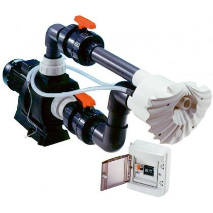 Protiproud K-JET Sena -- NEWBCC 74 m3/h, 400 V, pro fólii a předvyrobené baz.