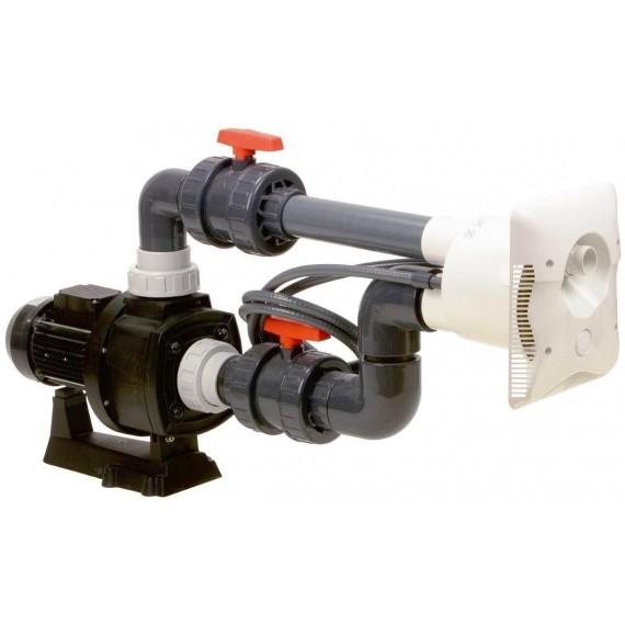 Protiproud K-JET Calipso -- NEWBCC 66 m3/h, 400 V, pro fólii a předvyrobené baz.