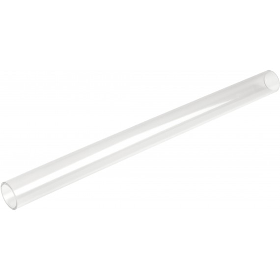 PVC Trubka 90mm transparentní