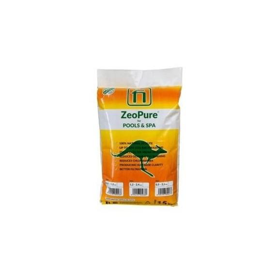Zeolit ZeoPure - 1,2-2,4 mm (pytel 15kg)