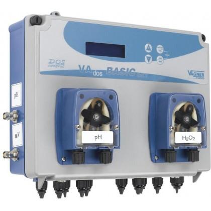VA DOS BASIC OXY pH/Aquablanc + sonda pH