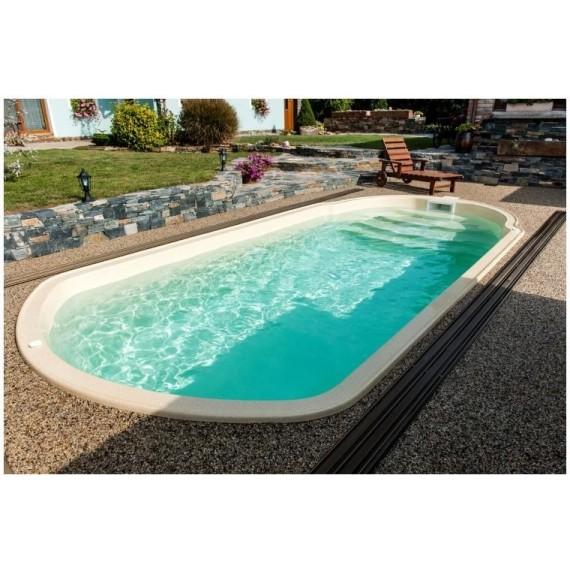 Bazén Seč 6,5 x 3 x 1,35