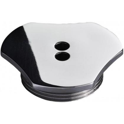 Vtoková část trysky VAMILA nerez 2 x 7,8 mm