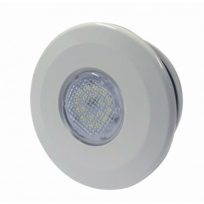 MINI Tube -- tryska VA, 18 LED bílá, 6 W, pro předvyrobené bazény