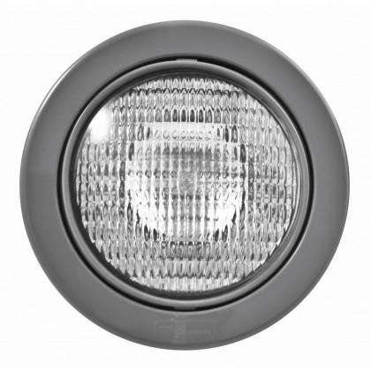 Světlo MTS 300 W - plast ABS, do fólie (šedé)